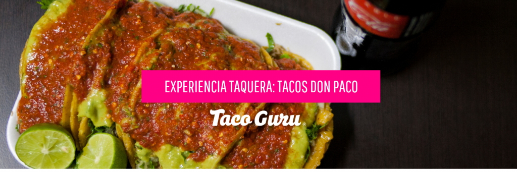 Tacos Don Paco